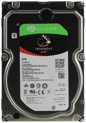 Внутренний жесткий диск Seagate Ironwolf ST6000VN0033 6TB (ST6000VN0033)