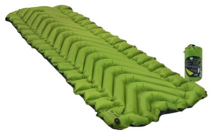 Коврик Klymit Static V green 183 x 59 x 6,5 см