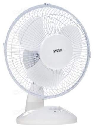 Вентилятор настольный MYSTERY MSF-2434 white
