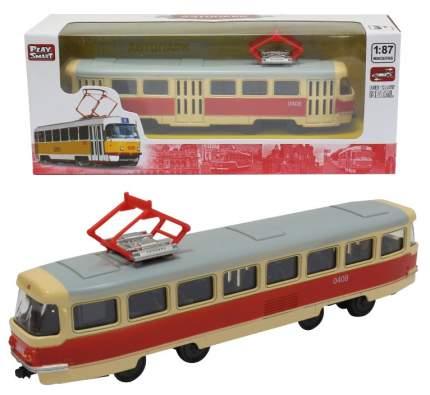 Городской транспорт Play Smart Трамвай Р49212