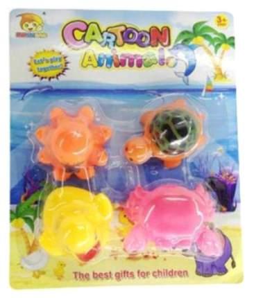 Набор игрушек для ванны 1Toy 4 шт Т10639