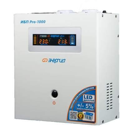 Источник бесперебойного питания Энергия ИБП Pro 1000 12В