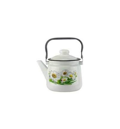Чайник для плиты СТАЛЬЭМАЛЬ 1С24/С 2.5 л