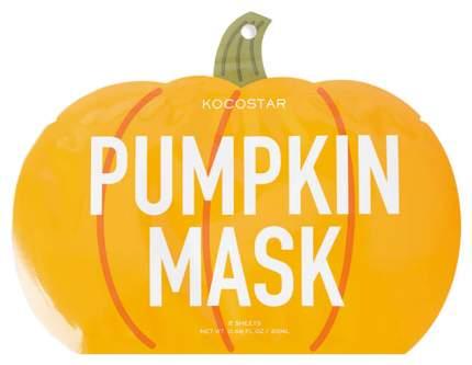 Маска для лица Kocostar Slice Mask Sheet - Pumpkin 20 г
