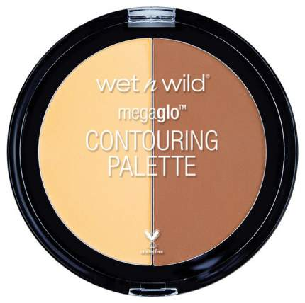 Хайлайтер Wet N Wild Megaglo Contouring Palette Contour E7501 Caramel Toffee 12,5 г