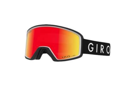 Линза для маски Giro Blok 2019 оранжевая