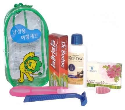 Наборы косметики для лица CJ Lion Дорожный косметический набор