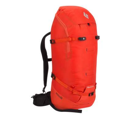 Туристический рюкзак Black Diamond Speed Zip Backpack M/L 33 л красный