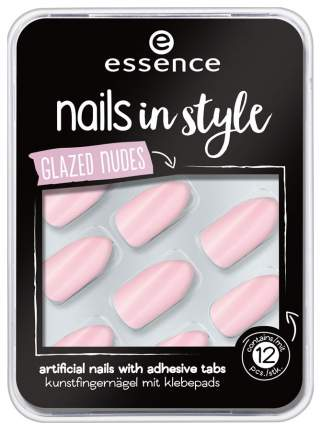 Накладные ногти Essence Nails In Style 08 Get your nudes on