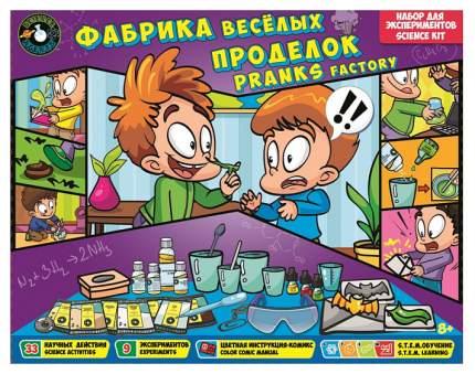 Набор для исследования ToysLab Фабрика веселых проделок