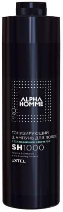 Шампунь Estel Professional Alpha Homme Toning 1 л