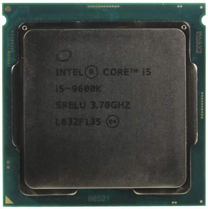 Процессор Intel Core i5 9600K OEM