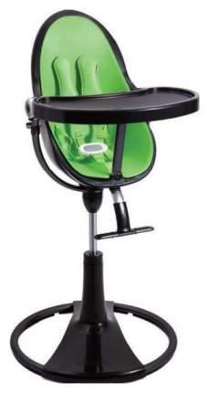 Стульчик для кормления Bloom Fresco Chrome Noir черный, зеленый