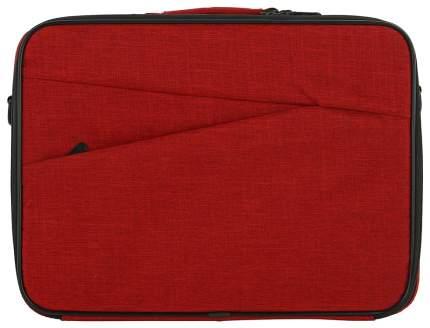 """Сумка для ноутбука 15.6"""" Envy Professional Grounds G014 красная"""