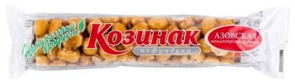 Козинак из фундука Азовская кондитерская фабрика 60 г
