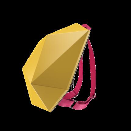 Рюкзак City Vagabond Superhero Backpack желтый