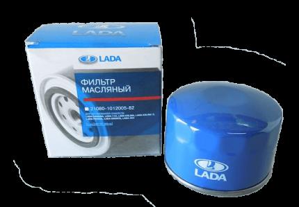 Фильтр масляный LADA 21080101200582