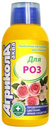 Удобрение Для роз 250 мл, Агрикола Аква