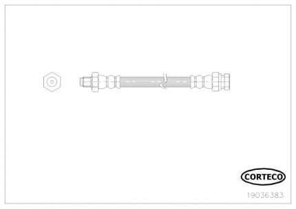 Шланг тормозной системы CORTECO 19036383