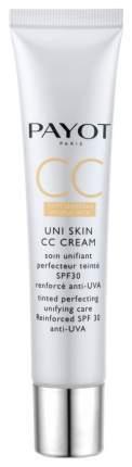 CC средство PAYOT Uni Skin CC 40 мл