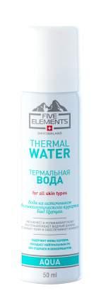Термальная вода Five Elements Thermal Water