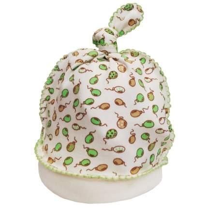 Шапка детская Папитто Гномик Воздушные шарики салатовый р.36 И410-02