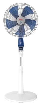 Вентилятор напольный Tefal VF6410F0 white/blue