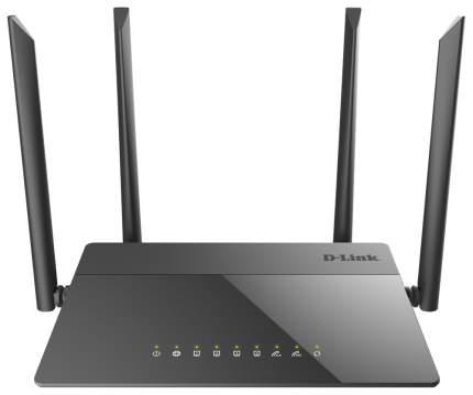 Wi-Fi роутер D-Link DIR-841 Black