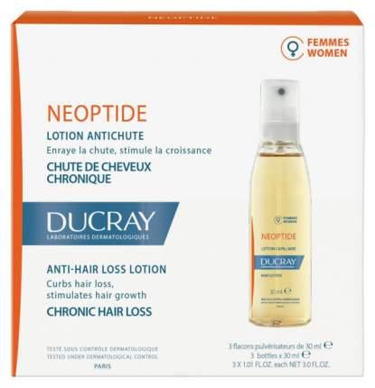 Лосьон от хронического выпадения волос для женщин Ducray Neoptide 3х30 мл
