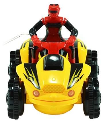 Радиоуправляемый квадроцикл-амфибия Happy Cow Sand AutoCycle Желтый