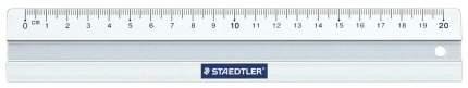 Линейка Staedtler 563 20 см