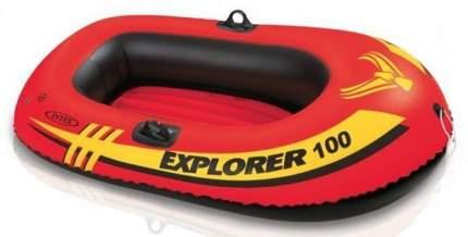 Лодка Intex Explorer 100 1,47 x 0,84 м orange