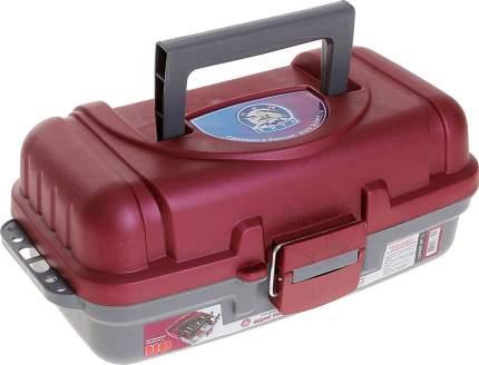 Рыболовный ящик Три кита ЯР-1 красный