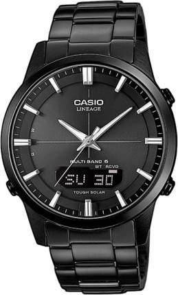 Наручные часы кварцевые мужские Casio Radio Controlled LCW-M170DB-1A