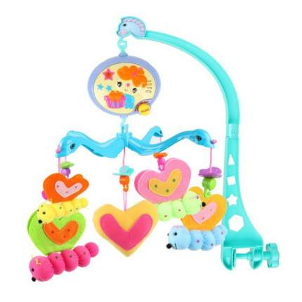 НАША ИГРУШКА Мобиль на детскую кроватку Сладких снов. Бабочки HL2018-15R