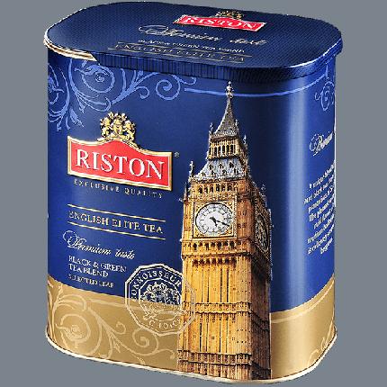 Чай Riston черный Элитный  Английский ж/б 100 г