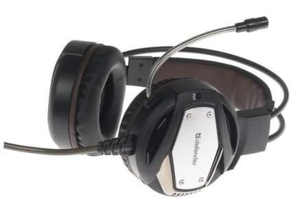 Игровые наушники Defender Warhead G-500 Black
