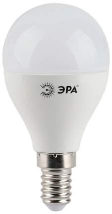 Лампочка Эра G45 E14 9W 720Lm 4000K матовый шар