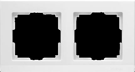 Рамка для выключателя Werkel WL04-Frame-02 a028922 белый