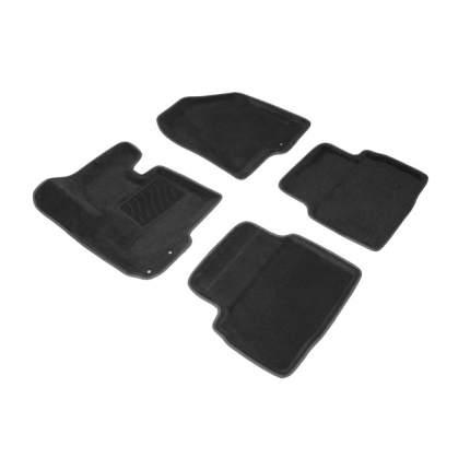 Ворсовые коврики SeiNtex 3D 84131 для Hyundai ix35 2010-2019
