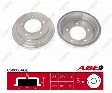 Тормозной барабан ABE C68006ABE