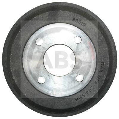Тормозной барабан A.B.S. 2524-S