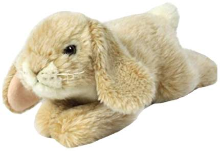 Мягкая игрушка International Bon Ton Toys B.V. Кролик кремовый Anna Club Plush 28.182.015