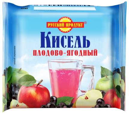 Кисель Русский продукт плодово-ягодный брикет 220 г