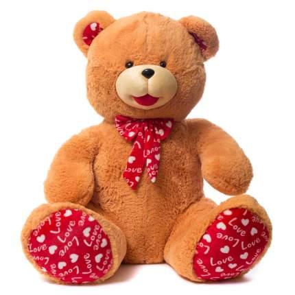 Мягкая игрушка Медведь большой Праздничный 85 см Нижегородская игрушка См-691-5