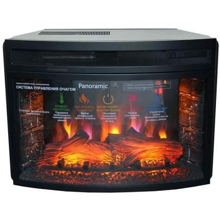 Широкоформатный электрокамин (очаг) со звуком InterFlame Panoramic 08-25 LED FX