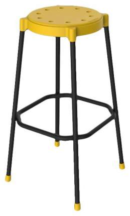 Барный стул Sheffilton Sheffilton SHT-S48 She_312899, черный муар