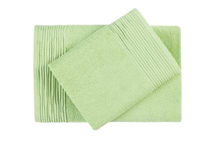 Банное полотенце Aquarelle Палитра зеленый