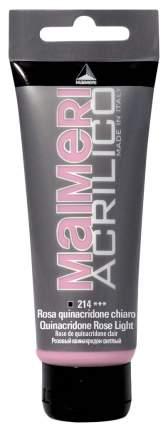 Акриловая краска Maimeri Acrilico M0916214 светло-розовый 75 мл