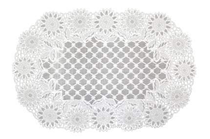 Салфетка индивидуальная 30х46 см декоративная Hoff Узоры
